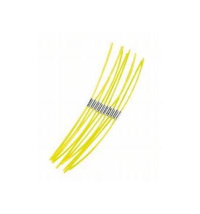 BOSCH Trimmertråd gul ART 23 Combitrim, F016800174 - 1