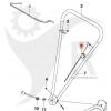 KLIPPO Motorbromsvajer Champion, Triumph, Pro 17 H, 5854020-01 - 2