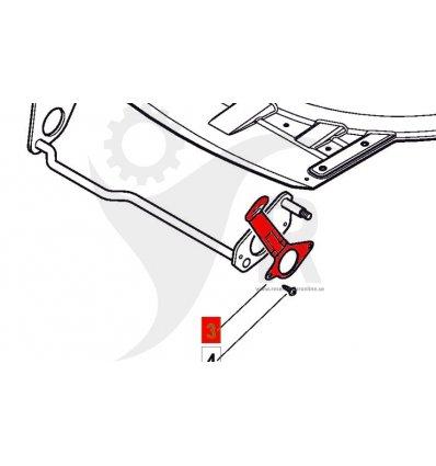 STIGA Höjdinställningsspak Multiclip 50 381003276/0 - 1